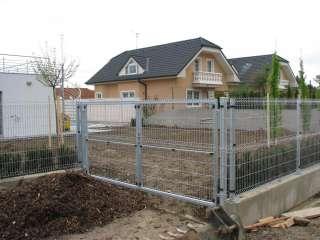 Dvoukřídlá Brána , hliníková konstrukce,Brno
