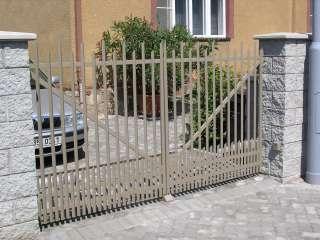 Dvoukřídlá Brána + pohon,RAL,Brno