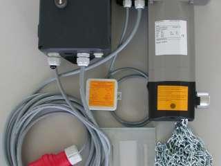PRŮMYSLOVÝ EL. POHON M-TEC-boční pohon na torzní hříde-kompletní sada